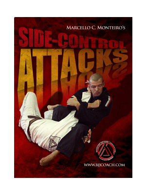 Side Control Attacks - Brazilian Jiu Jitsu Setups