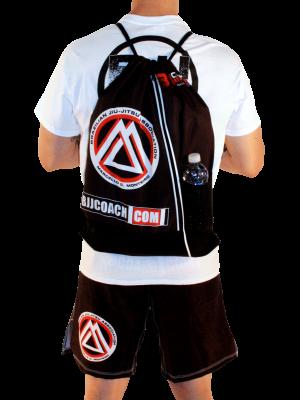 BJJ Coach Official Competition Bag