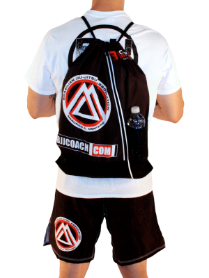 BJJ Coach Official Competition Bag