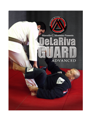 De La Riva Guard - The most famous Brazilian Jiu Jitsu game !